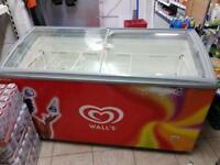Walls shop freezer