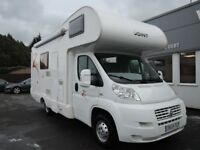 Fiat Ducato - Joint 350z - 6 Berth - Left Hand Drive Motorhome - Low Mileage