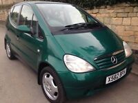 1 lady owner,fsh,low miles,new mot,immaculate.merca160.not Astra,Vectra,megane,Citroen,Peugeot,corsa