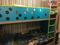 Habitat bunk bed £200