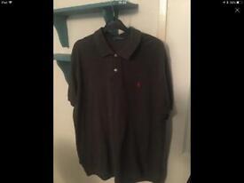 Men's large Ralph Lauren polo shirt