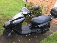 Yamaha vity 125cc 08 plate