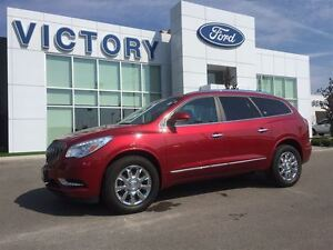 2014 Buick Enclave One owner, leather, remote start, blind spot