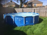 Free 10 ft swimming pool