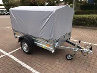 Unitrailer brand new camping car box trailer