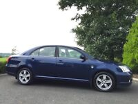 **TOYOTA AVENSIS 2.0 D4D T3 X **FULL TOYOTA SERVICE HISTORY!!!