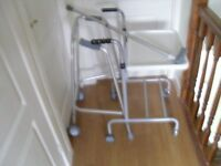 Set of 3 Mobility Aids.