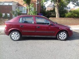 Vauxhall Astra 1.4 LS 2000 (X Reg)