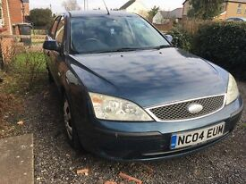 Ford Mondeo in very good condition.