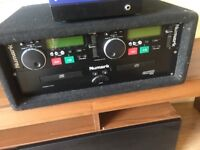 Numark CDN22 CD mixer - barely used, not tested