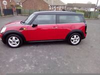 Mini Cooper D Clubman 71K Red £20 Road Tax Great Fuel Economy Fabulous Condition Two Previous Owners