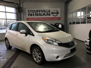 Nissan Versa Note 1.6 sl nissan cpo low rates from 1.9% 2014