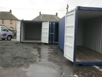 20ft x 8ft New One Trip Shipping Container's for Sale IN STOCK FOR VIEWING portable cabin shed store