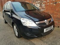 Vauxhall Zafira 1.7 CDTi ecoFLEX Elite Top Spec in Excellent Condition