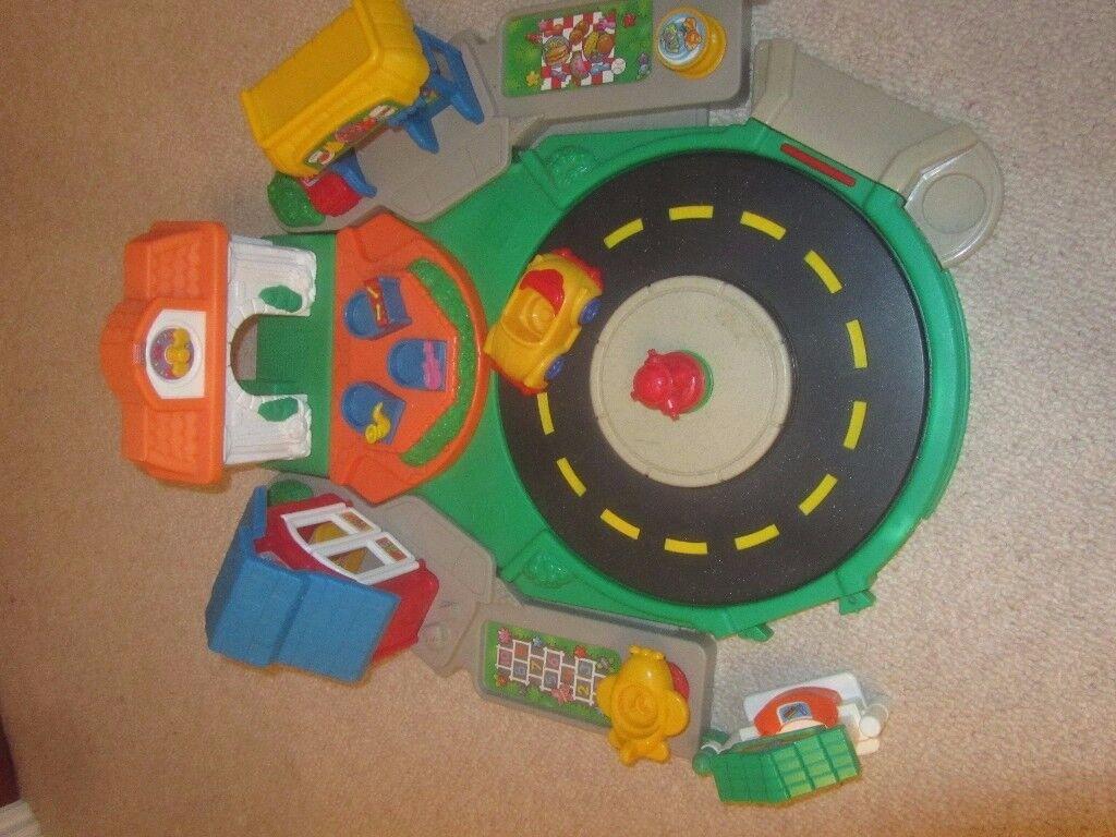 Little People Village Play Set