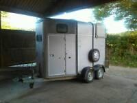 Horse trailer Ifor Williams 505