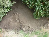 FREE Topsoil Soil earth landscaping JUST COLLECT HOW MUCH YOU NEED! Gardening