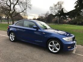 AUTOMATIC BMW 1 Series 118d Coupe