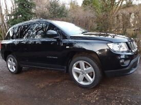 Jeep Compass Limited 2.4 petrol. 2012