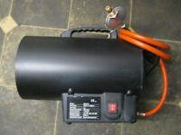 Gas Workshop Space Heater