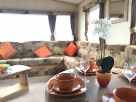 quality used static caravan south wales trecco bay near cardiff and swansea