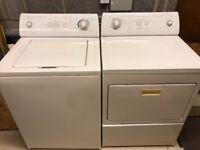 Whirlpool Gold Ultimate Care II top loader washing machine