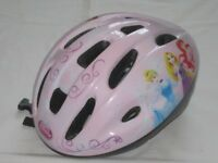 Girls DISNEY PRINCESS Cycle Bike Helmet