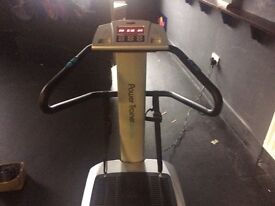 Power trainer with manual brand new