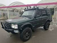 2001 Discovery Td5 Mods TRANSFER BOX GONE