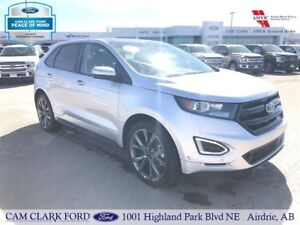2017 Ford Edge Sport AWD [Nav/s-roof/2.7L turbo]
