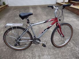Raleigh Ride 100 Touring Bicycle/Bike/Cycle