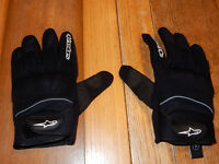 Alpinestars Spartan Motorcycle Gloves size xl. Brand New.