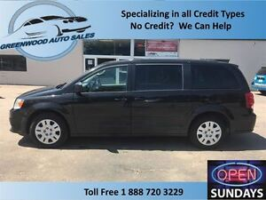 2014 Dodge Grand Caravan AC,CRUISE,ECON!!!