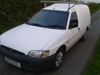 Ford escort 1.8 d 55 van 2002