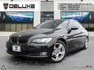 2009 BMW 328i xDrive 328XI AWD COUPE BLACK/BLACK $88.42 WEEKLY