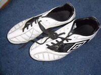 Umbro Football Boots Size 6