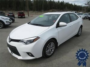 2014 Toyota Corolla LE Front Wheel Drive - 13,090 KMs, Seats 5