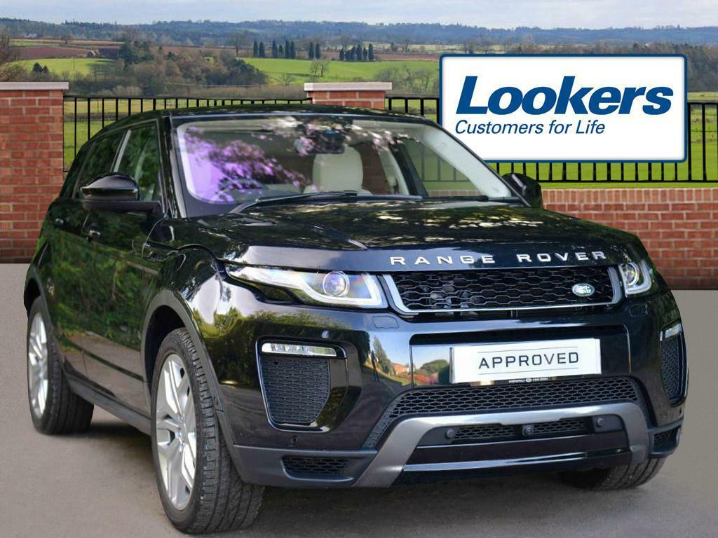 land rover range rover evoque td4 hse dynamic lux black. Black Bedroom Furniture Sets. Home Design Ideas