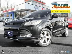 2014 Ford Escape SE,  back up camera, power seat
