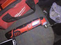 Multi tool Milwaukee multitool cordless battery