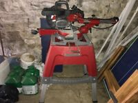 Table bench Angle mitre Saw