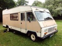 WANTED place to stay in campervan near Swindon