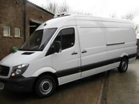 Van hire man with van delivery service removal Birmingham derby Nottingham Coventry Westmidland