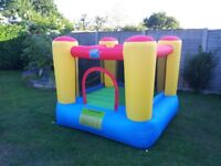 Action Airfllow Bouncy Castle