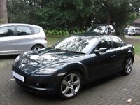 Mazda RX-8 Coupe only 62000 miles MOT and service FEB17, Only selling due to house purchase