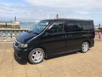 2002 NEW SHAPE MAZDA BONGO AERO NEW REAR CONVERSION & FULL ELECTRICS