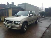 2002 Isuzu TF Limited Edition 4Sport