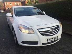 2012 Vauxhall Insignia 2.0CDTi Exclusive One Company owner Full Service History