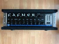 EBS FAFNER TD600 Tube armed bass amp 600w