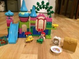Lego Duplo 10515 Ariel's undersea castle